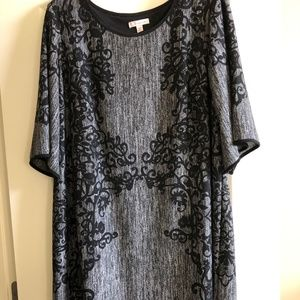 Pretty Dress Barn Dress - Plus Size (20)
